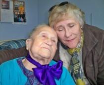 Gran'mom and mom