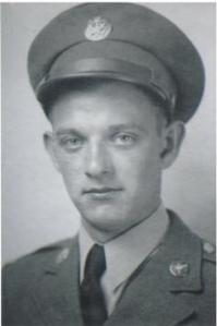 Tom Hudson, Air Force Staff Sargeant