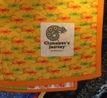 All the quilts have the CJ logo on them.