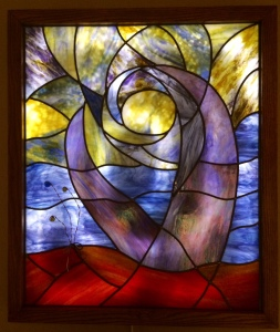 Jinna's stained glass
