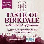 400x400 BV Taste of Birkdale FB-POST