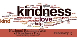 Random Acts of Kindness Day
